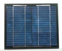 10w high effective poly solar panel