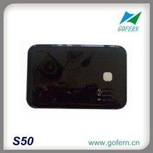 Elegant design. High quality Mobile power 5000MAH. S50 Factory sale!