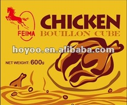 Nigeria chicken bouillon cube