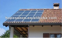 900w solar photovoltaic panel system for home use