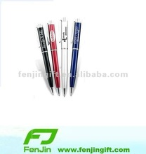 New style twist metal roller pen