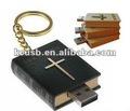 santa biblia usb flash drive de memoria la forma del libro