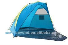 Outdoor summer travel camping beach tent