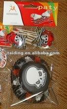 Promotionnel cupcake set dans une boîte cadeau ( tasses + hauts de forme )