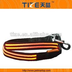 Electronic dogs leash TZ-PET5001O LED dog leash Waterproof,bright colorful LED light.
