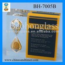 Great Home Use High Quality Acrylic Tea Timer 3 Minute BH-7005B