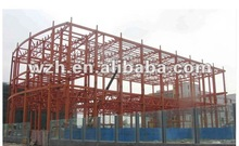 metal building warehouse/low cost steel structure warehouse/workshop