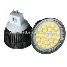 2012 New Hot!!! 5050 SMD Aluminum MR16 led light