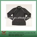 Tela poliéster 100% deportes de la mujer chaquetas 2012