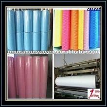 SMS hydrophilic non-woven fabric topsheet of sanitary napkin/ hydrophilic non-woven/ Spun bond Non woven/ Hot Air Non Woven