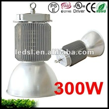 Dustproof&Waterproof 300W High Bay LED for Outdoor&Indoor Lighting