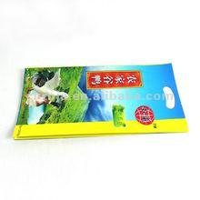 2012 Best Selling Side Gusset Eco Friendly Duck Meat Packaging