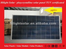1000 watt solar panel generator 275W panels solar with TUV,CE,IEC,ISO