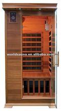 red cedar carbon sauna
