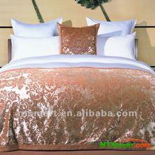 hotel bedding set & bed sheet&duvet cover& pillow case