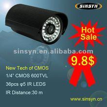 Special offer on 600TVL IR waterproof video surveillance camera