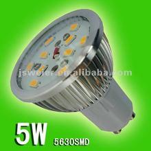 85-265V GU10 Spotlight 50w halogen replacement