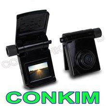 New Design USB HD Car Camera 4X Digital Zoom 1080P Full HD With GPS Module 3D G-Sensor