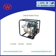 2-4 inch diesel water pump