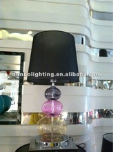 modern glass table lamp DT8553A