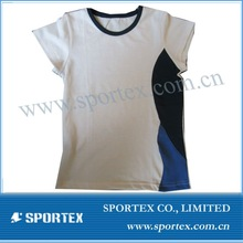Sport men's cotton t shirt