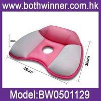 Bottom reformulator soft seat cushion