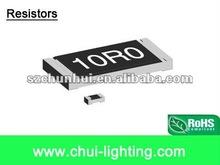 vishay resistor 470 OHM 1/4W 5% 1206 SMD