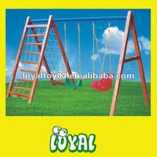 China Produced Cheap Cost high quality 2012 new 2 person swing sett With Good Quality 2012