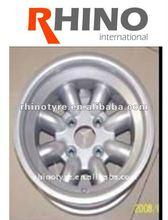 steel rim wheelbarrow wheels