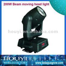 2012 super power moving head light 200w beam moving head light