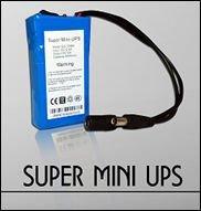 Backup power supply for fingerprint device-12