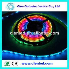 5v 14.4w/m 48LED/meter rgb,LED IC strip 8806