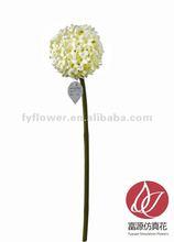 artificial daffodil flower ball for wedding decoration #90110131