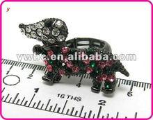 children's lovely animal finger ring(R101050)
