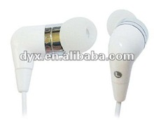 2012 Fashionable design cheap earbud for cell phone