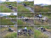 Wild Panther 8x8 Amphibious kandi atv