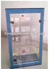 New!! Clear Custom Rectangle Plexiglass/Acrylic Cigar/Cigarette Display