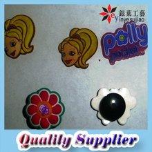 Soft PVC Shoe Charm