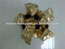 "ZM 6"",8 1/2"",12 1/4"" diamond oil drilling bit/oil button bit"