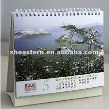 High quality table calendar 2013