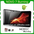 7 inch novo fire IPS Screen Dual Core Tablet PC