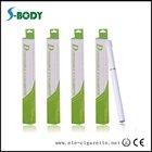 S-Body 808/510 Disposable Cartomizer E-cig KR808d-1 Cartomizers Fancy Cigarettes Colored Smoke Cigarette