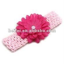 cute crochet headband material