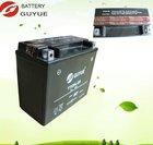 12 charging motorcycle lead acid batteries