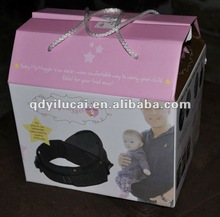 full printed carton box for baby carrier