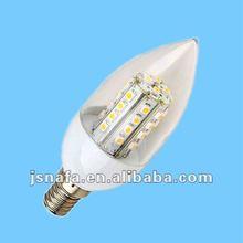 new pattern 36 leds 5050 smd house e27 3w led bulb