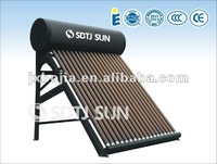 Non-pressurized Solar Water Heater with Inner Tank Diameter of 310mm, Made of Stainless Steel