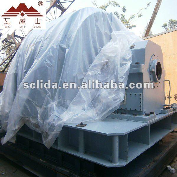 Micro hydro power / low speed alternator