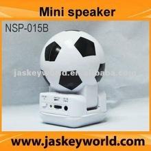 European cup mini ball speaker , factory