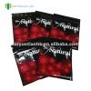 custom printing small ziplock pills bag/aluminum foil pills bags